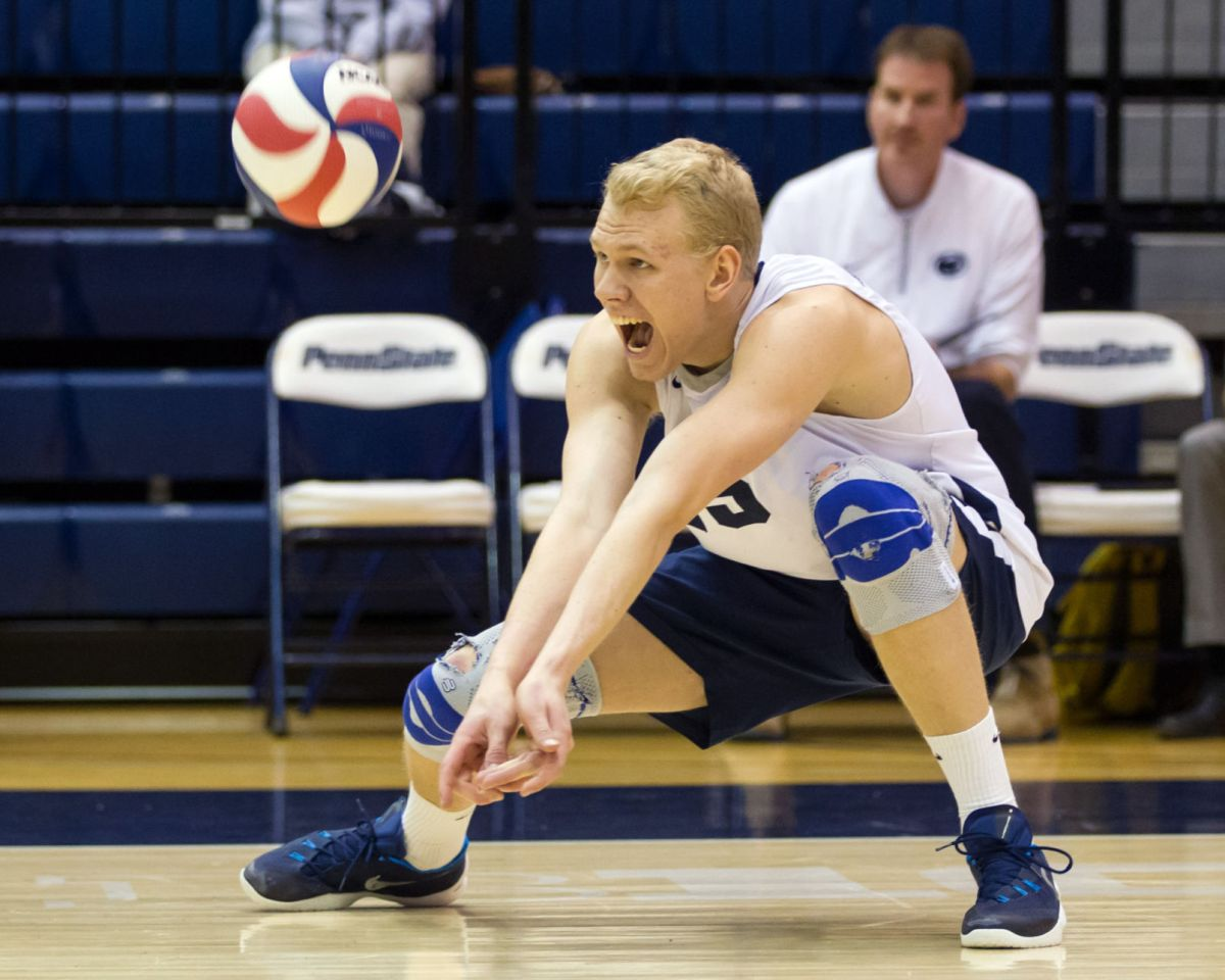 Penn State men's volleyball bounces back, defeats UC ...