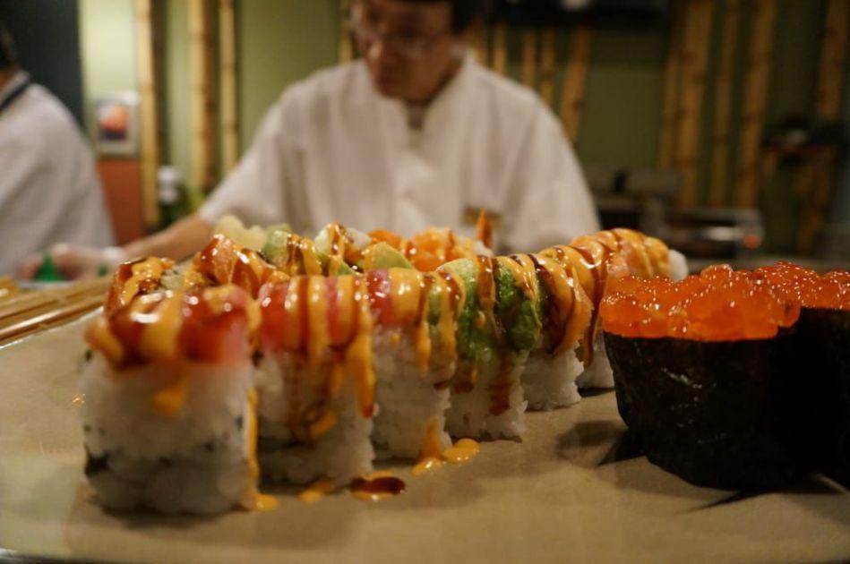 Sushi Restaurants Colorado Springs
