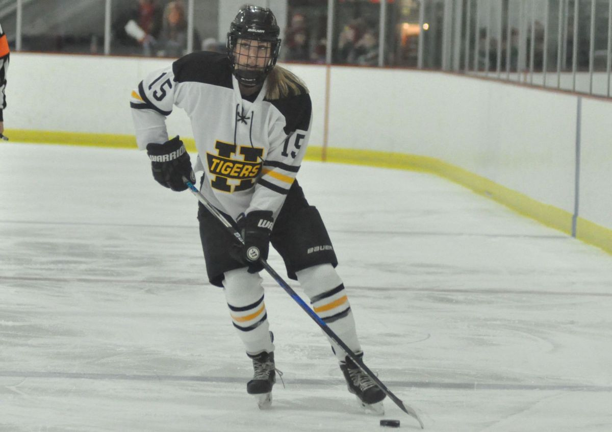 GIRLS HOCKEY: Lakeville North drops Hutch in tournament ...