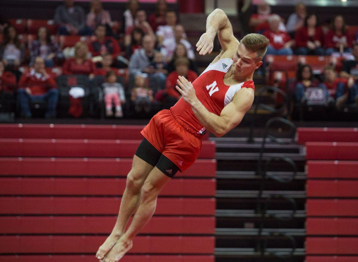 "3.25.17 Men's Gymnastics ""Senior Night"" vs. Minnesota ..."
