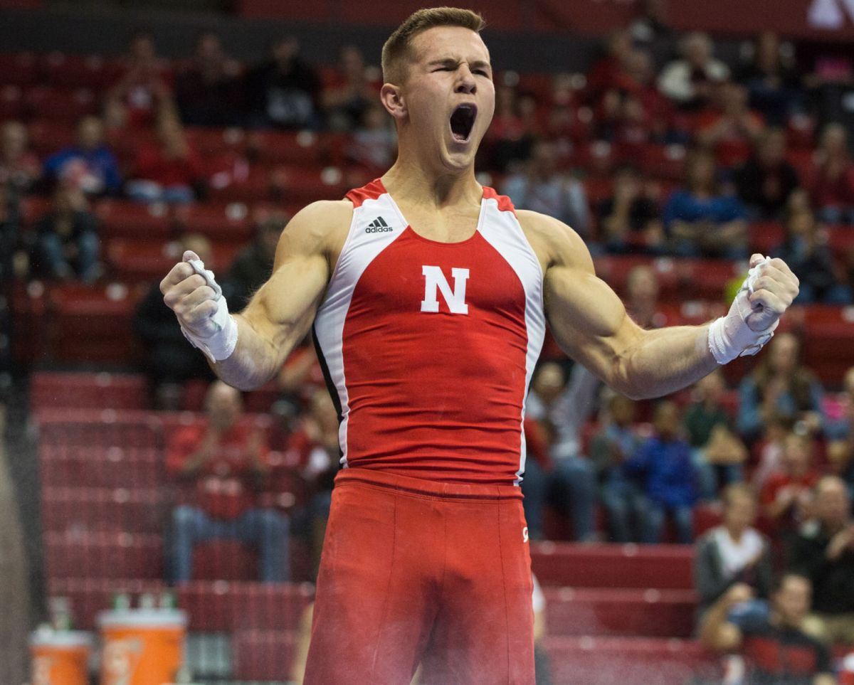 UNL men's gymnastics to perform in national competition ...