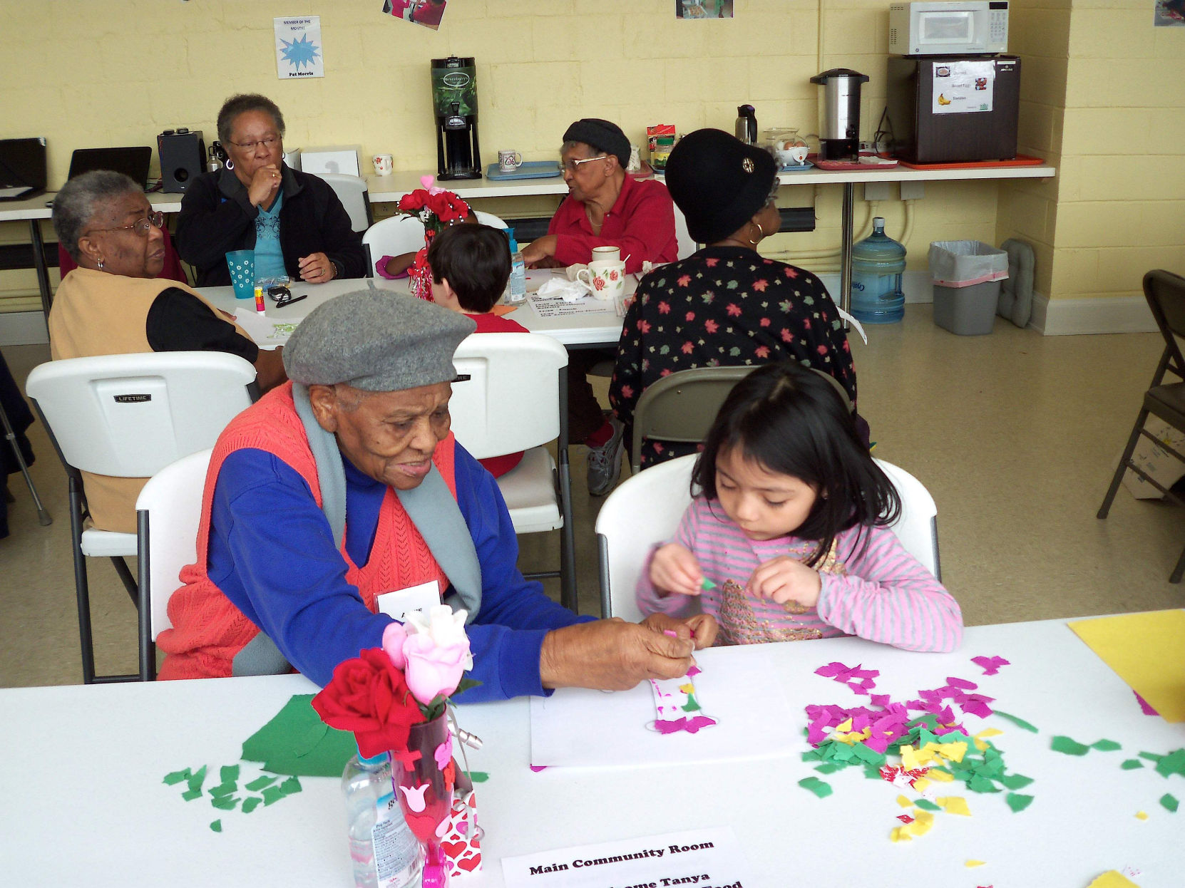 JABA's Mary Williams Community Senior Center