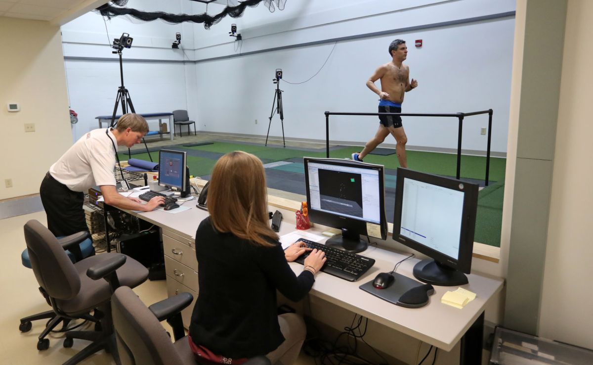 Forward motion: UVa's SPEED Clinic helps athletes recover ...