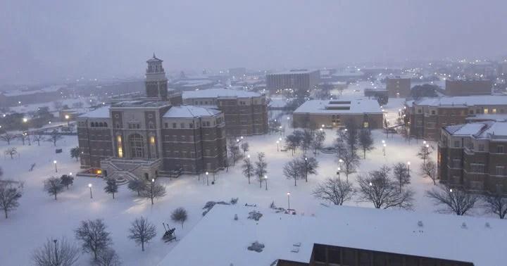Winter Weather Causes Canceled Classes La Vida