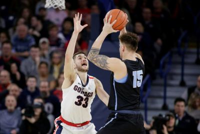 Zags' Tillie eyes possible return for WCC tourney | Sports ...