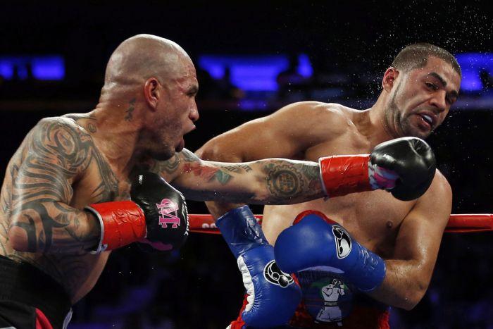 Cotto Ali Boxing