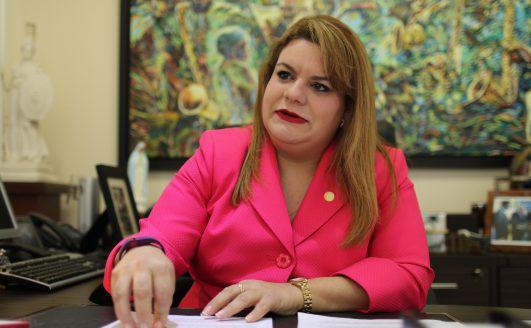 Jenniffer González arremete contra AGP