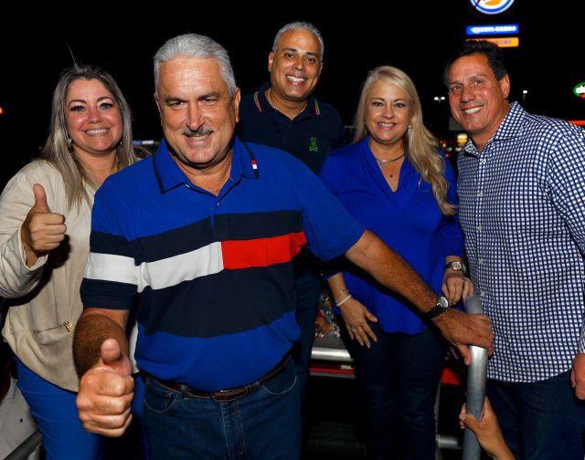 Wanda Vázquez y Rivera Schatz se van de parranda a Trujillo Alto ...