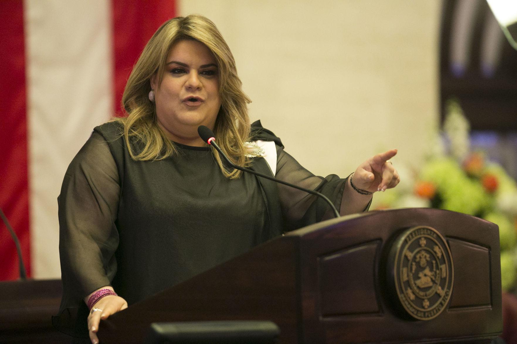 Jenniffer González no apoya reelección de Rosselló