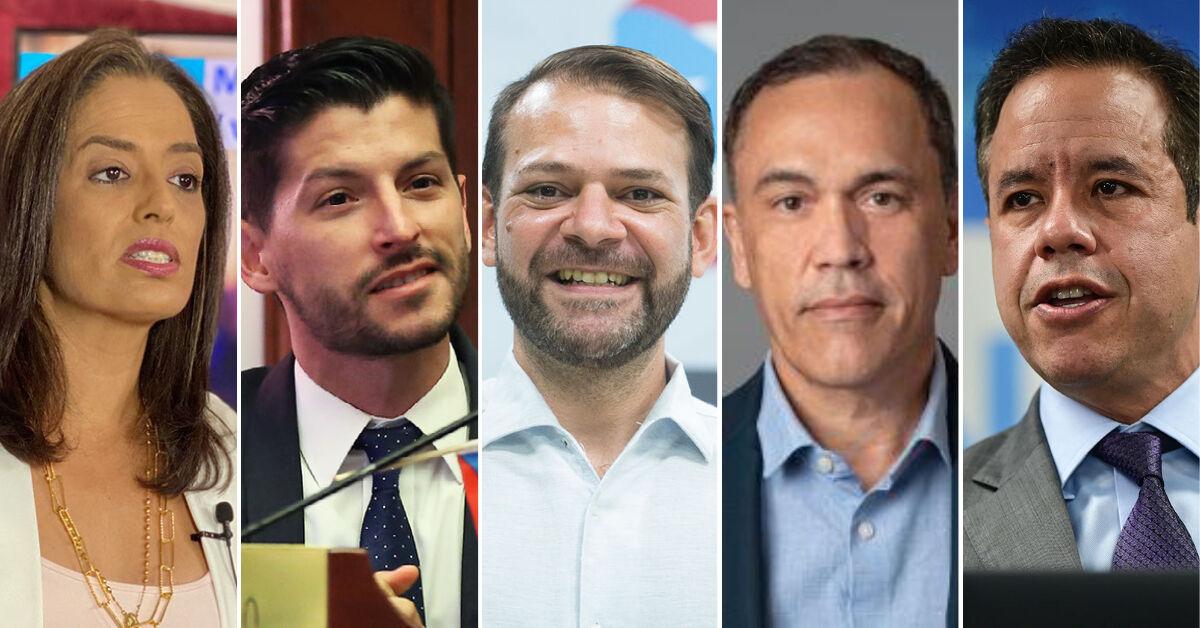 candidatos a san juan
