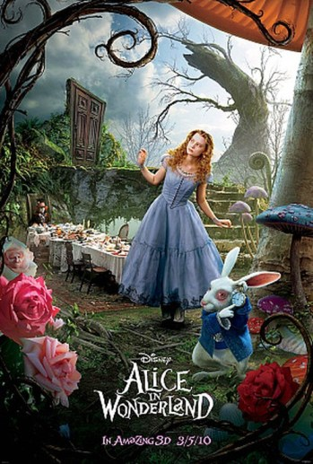 "Alice in Wonderland"" (2010) 