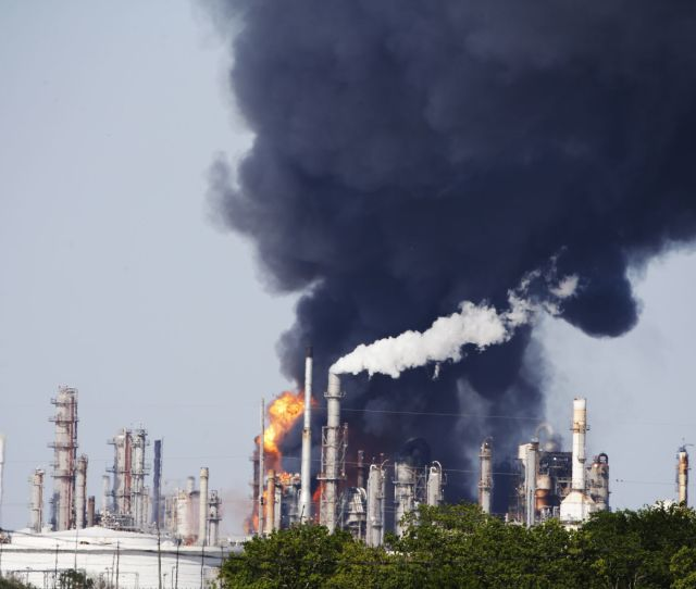 Texas City Refinery Explosion