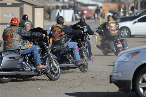 Fast Growing Motorcycle Group Involved