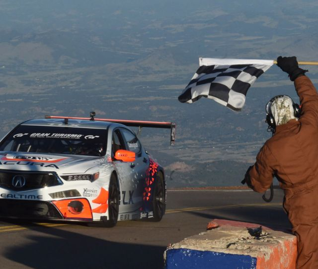 Race Day Information For The Broadmoor Pikes Peak International Hill Climb
