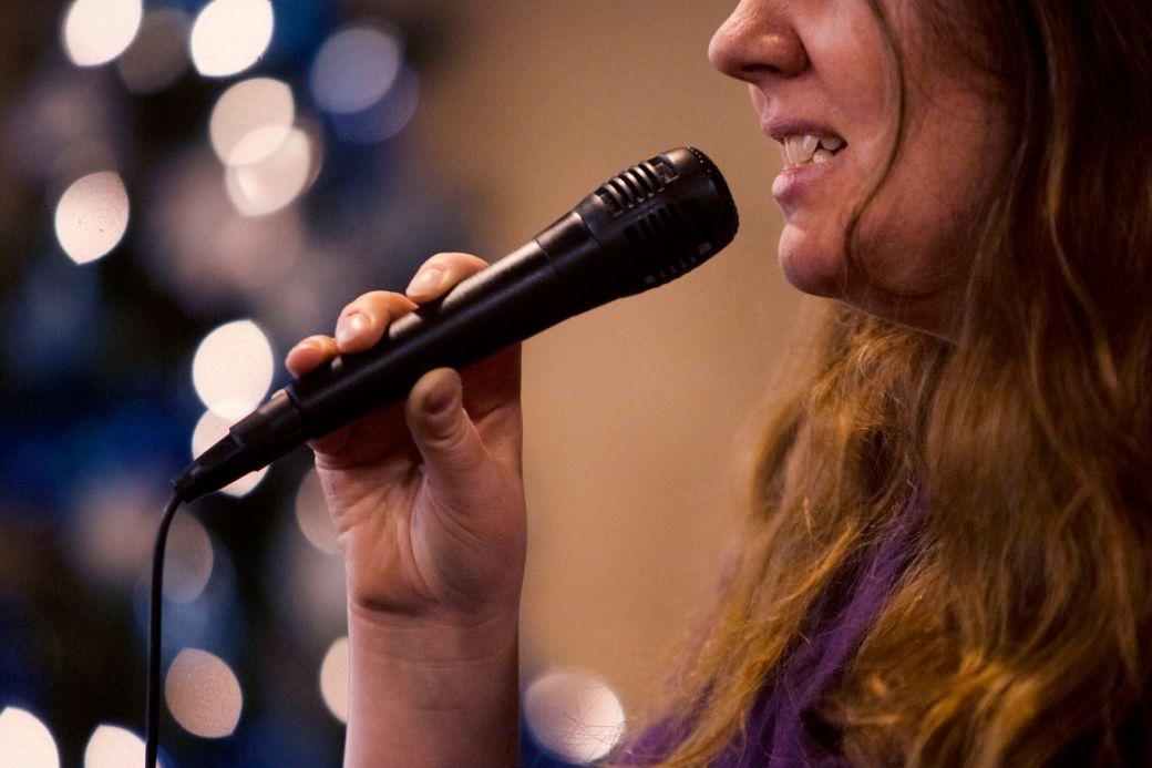 Image result for storytelling on mic