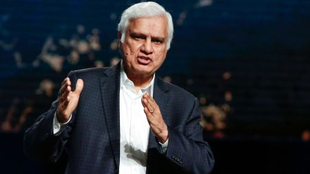 Ravi Zacharias Returns Home, Reports Doctors Say No Treatment Options Remain for Rare Cancer