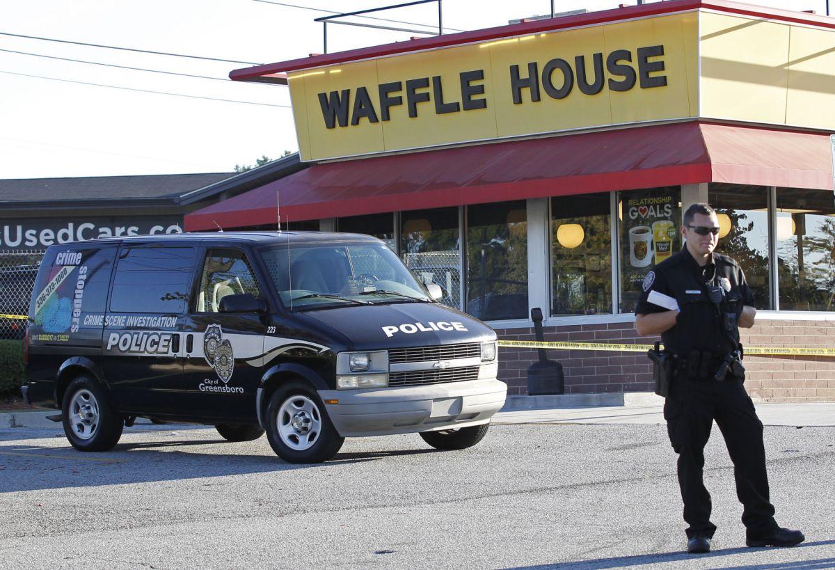 Waffle House Memorial Drive
