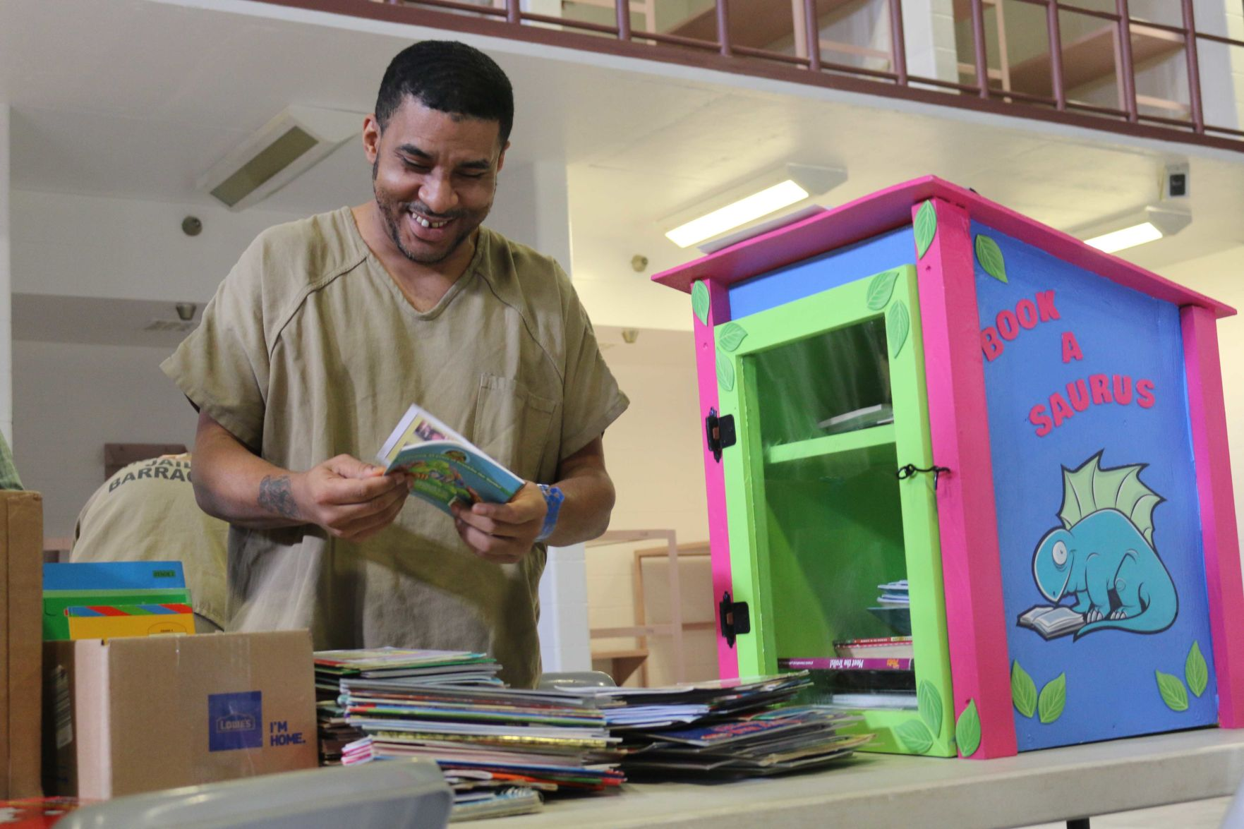 Photo of Imprisoned Veterans Help Order Books for Early Learning Initiative | news