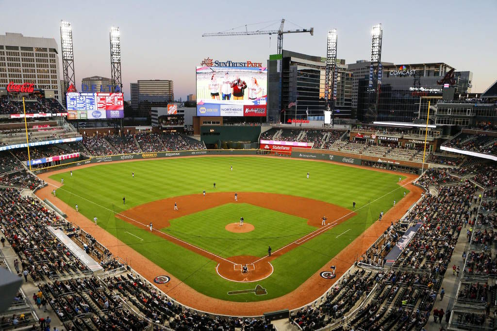 Image result for suntrust park