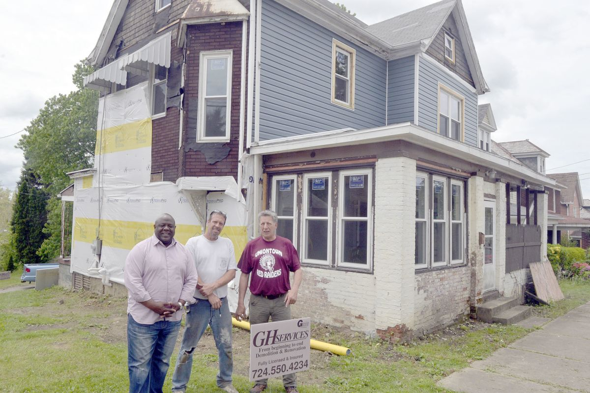 homeless veteran transitional housing in uniontown to open next