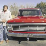 400 000 Miles Together Rich Bohne S Ford Truck Is On Its Sixth Engine Third Transmission Latest Headlines Hickoryrecord Com