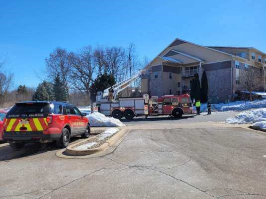 Exterior sprinkler helps contain balcony fire in McFarland (image)