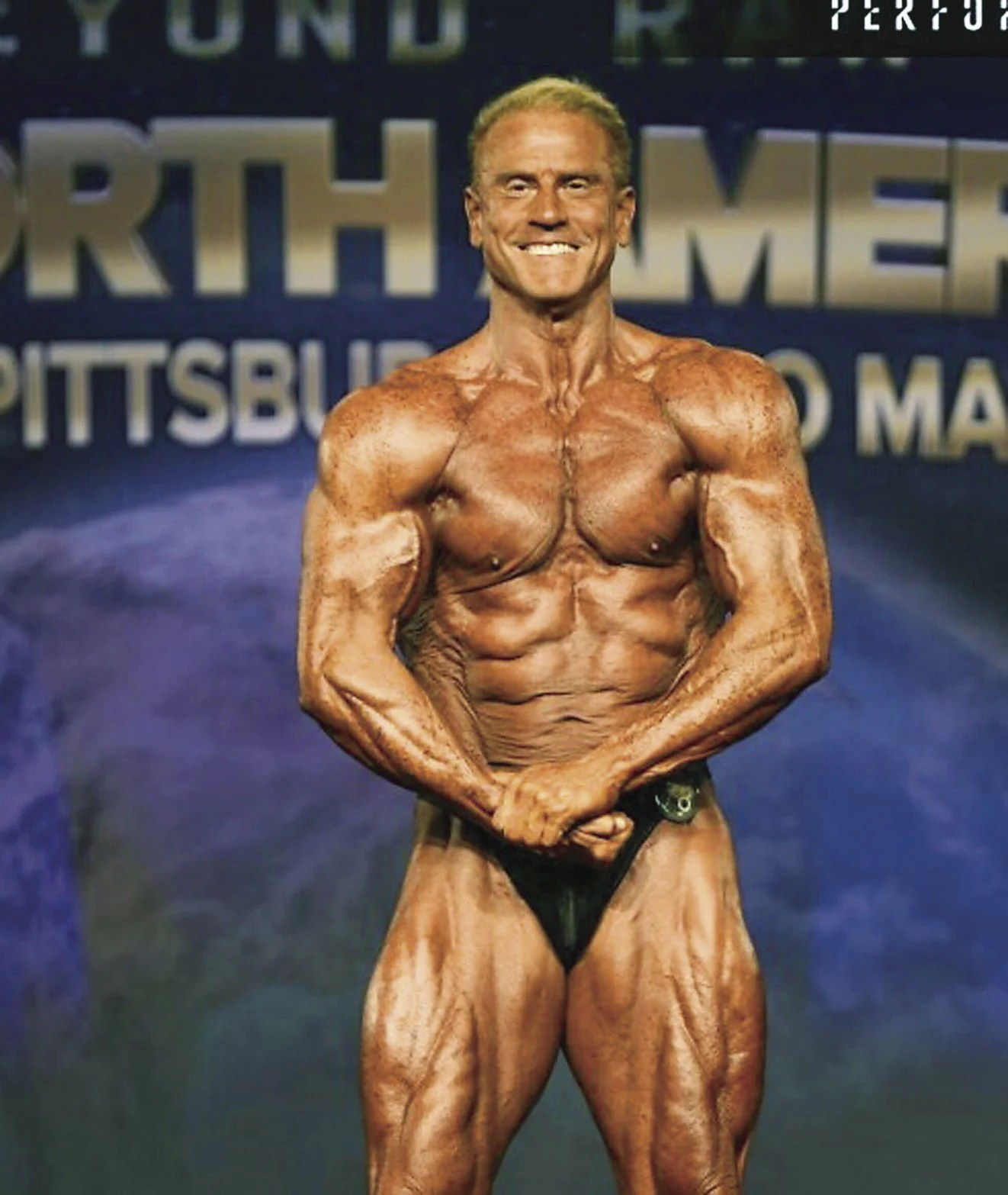 Daytona Bodybuilder Going Strong At 60 News