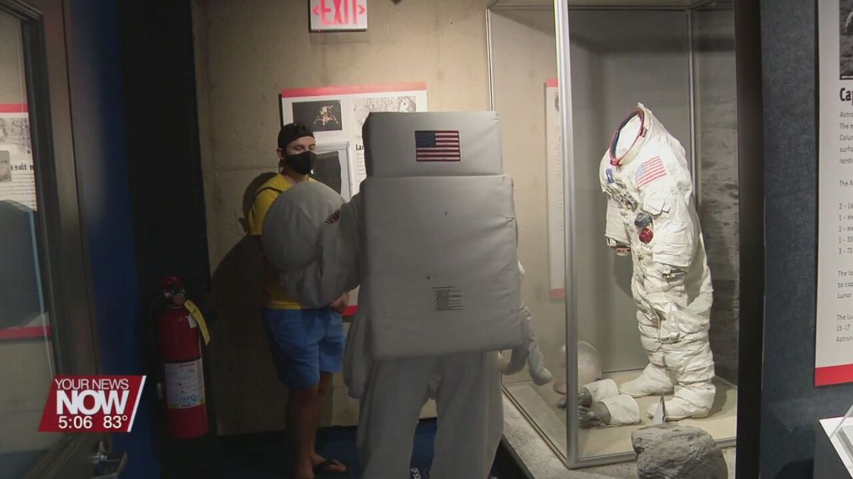 Armstrong Air and Space Museum celebrates moon landing ...