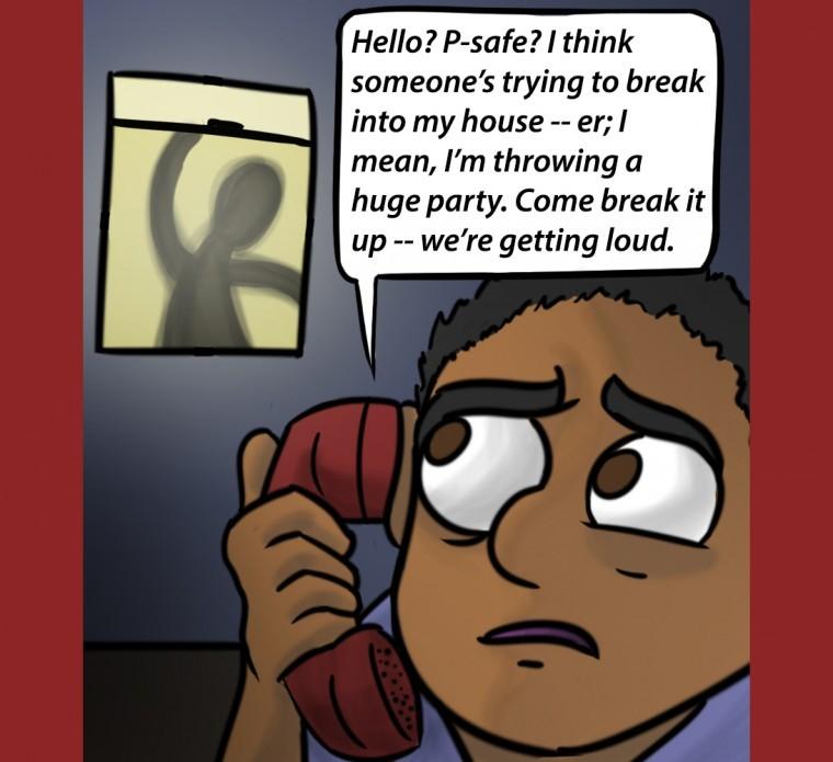 Public Safety cartoon