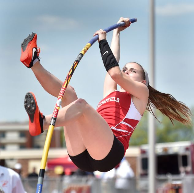 2016 PIAA Track And Field Championships A Look At L L Girls In Field Events Track And Field