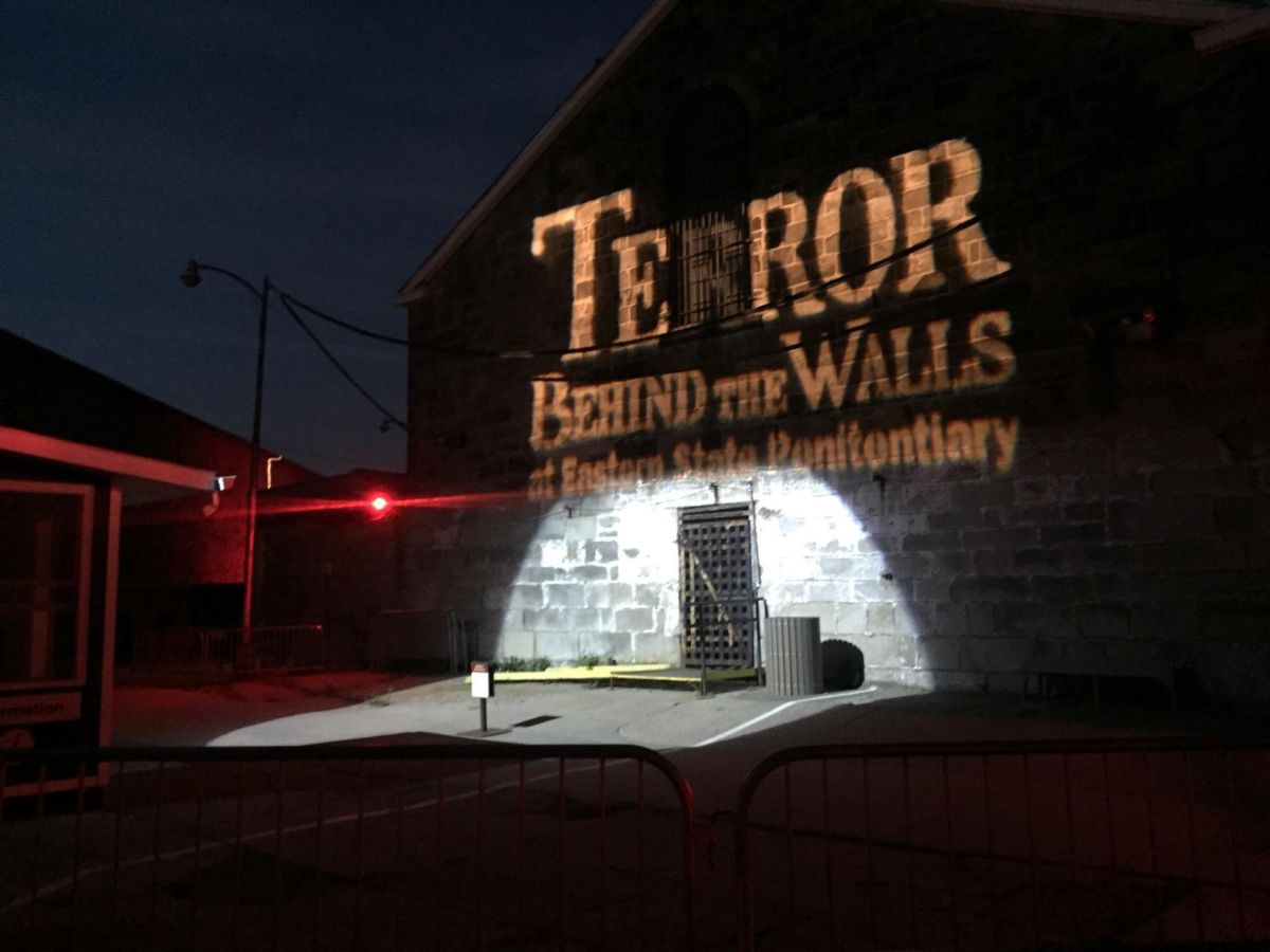 Eastern State Penitentiary Haunted House