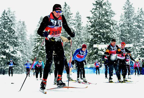 McCall looks to put Nordic race on the map