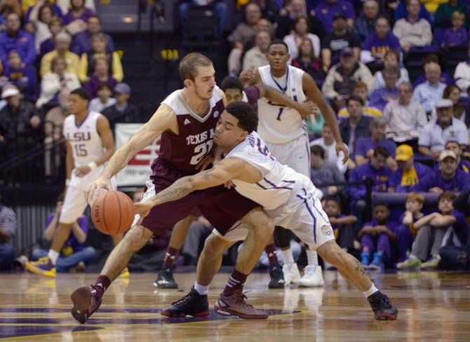 LSU men's basketball vs. South Carolina: Pregame Warm-up ...
