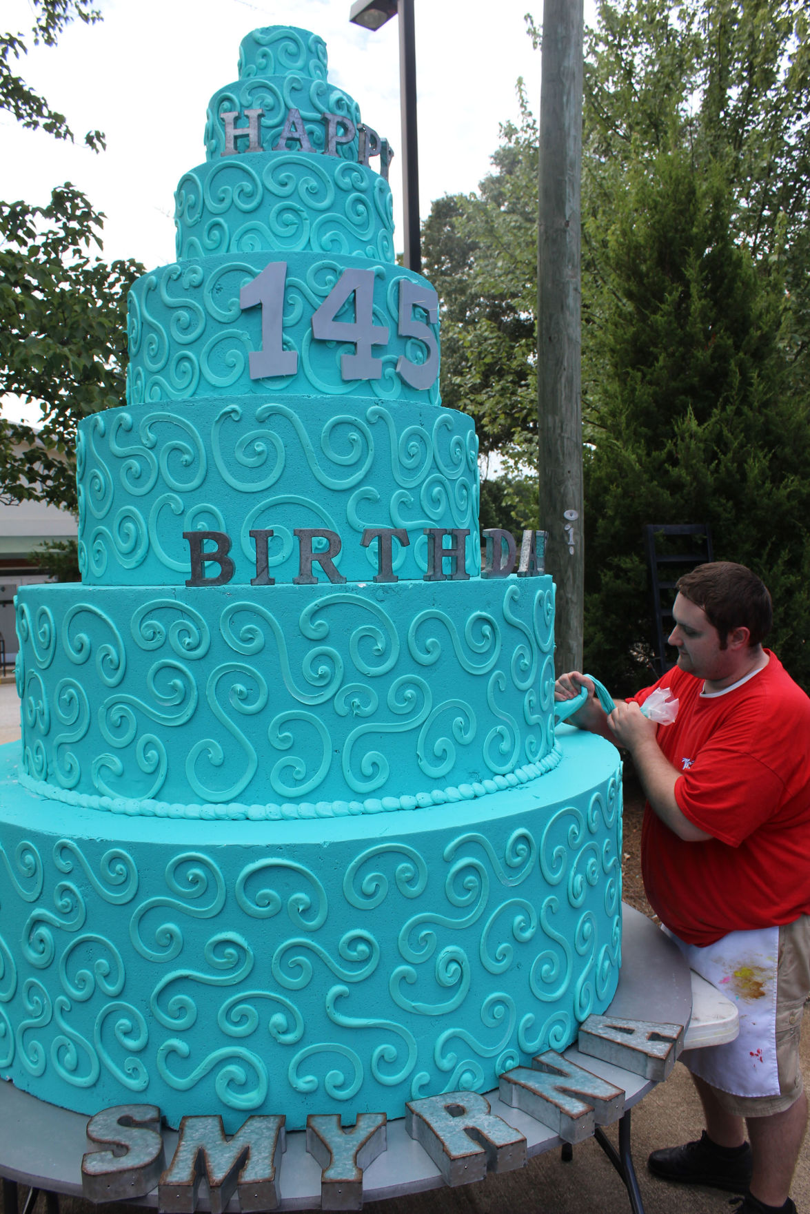 Birthday Celebration For Smyrna On Saturday To Feature