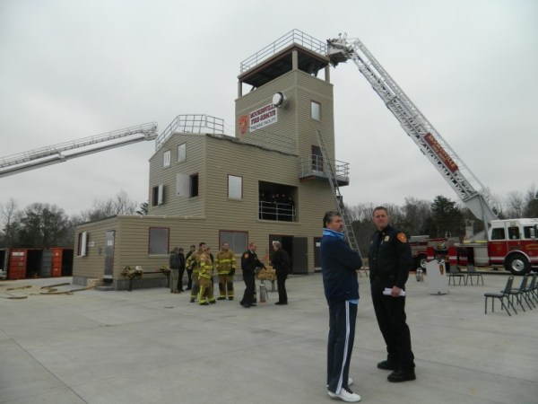 Fire Training Center officially open for operation | News ...