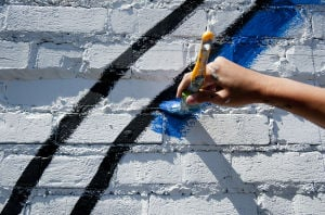 Mural turns heads in downtown Lynchburg