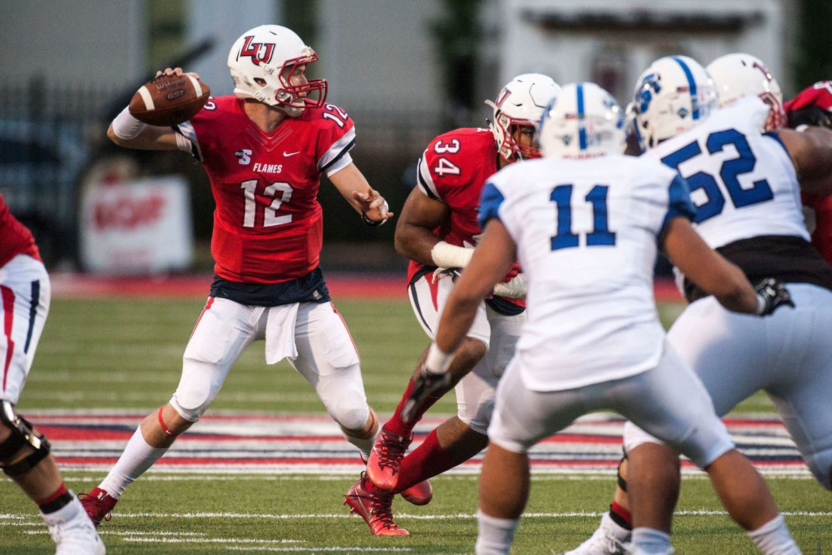 Liberty football bye week report -- what the Flames need ...
