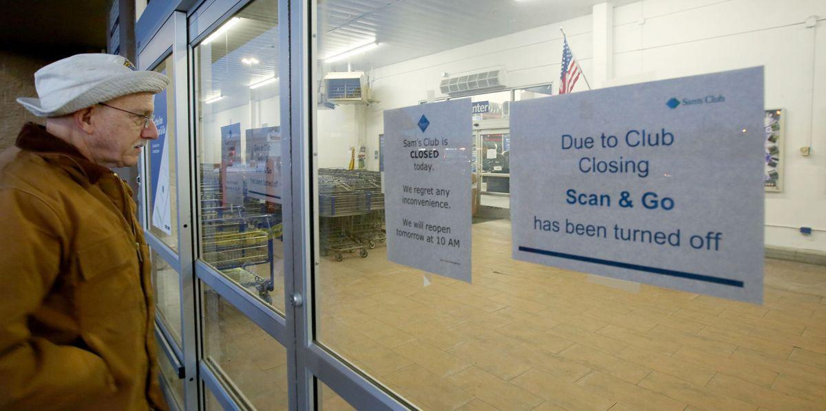 Sam's Club closes Fairbanks store, effective Jan. 26 ...