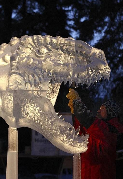 Ice Alaska Moving Forward With 2017 World Ice Art