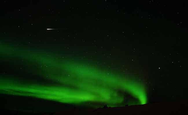 Northern Lights Forecast Anchorage
