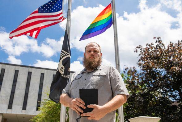 Trial postponed in Gay Pride flag tampering case