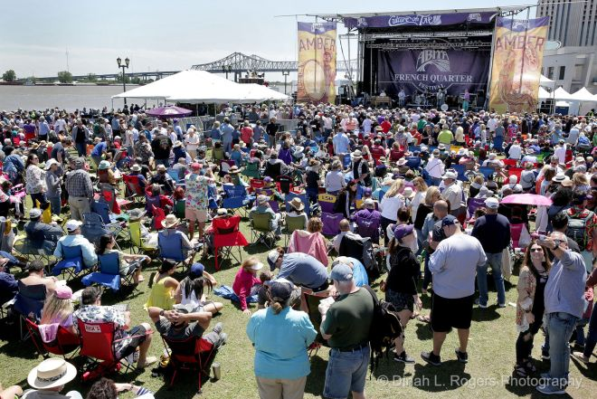 Sunday at the 2019 French Quarter Festival: See the photos (copy)
