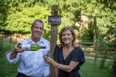 Fulton's first farm winery enjoys early success, shows ...