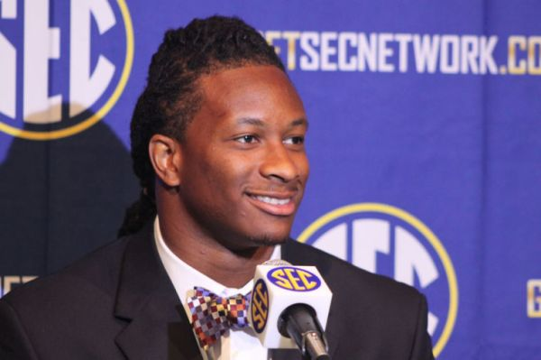 SEC MEDIA DAYS: Georgia's Todd Gurley embracing role as ...