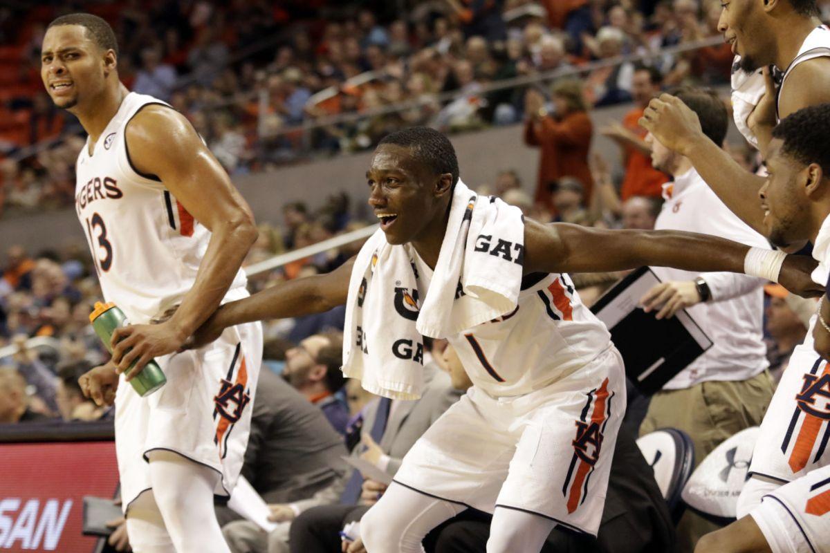 PHOTOS: Auburn men's basketball vs. Cornell | Sports ...