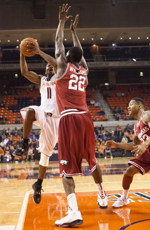MEN'S BASKETBALL: Auburn vs. Arkansas | Sports Photos ...