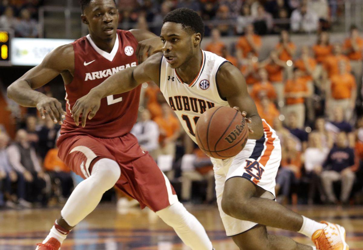 PHOTOS: Auburn men's basketball vs. Arkansas | Featured ...