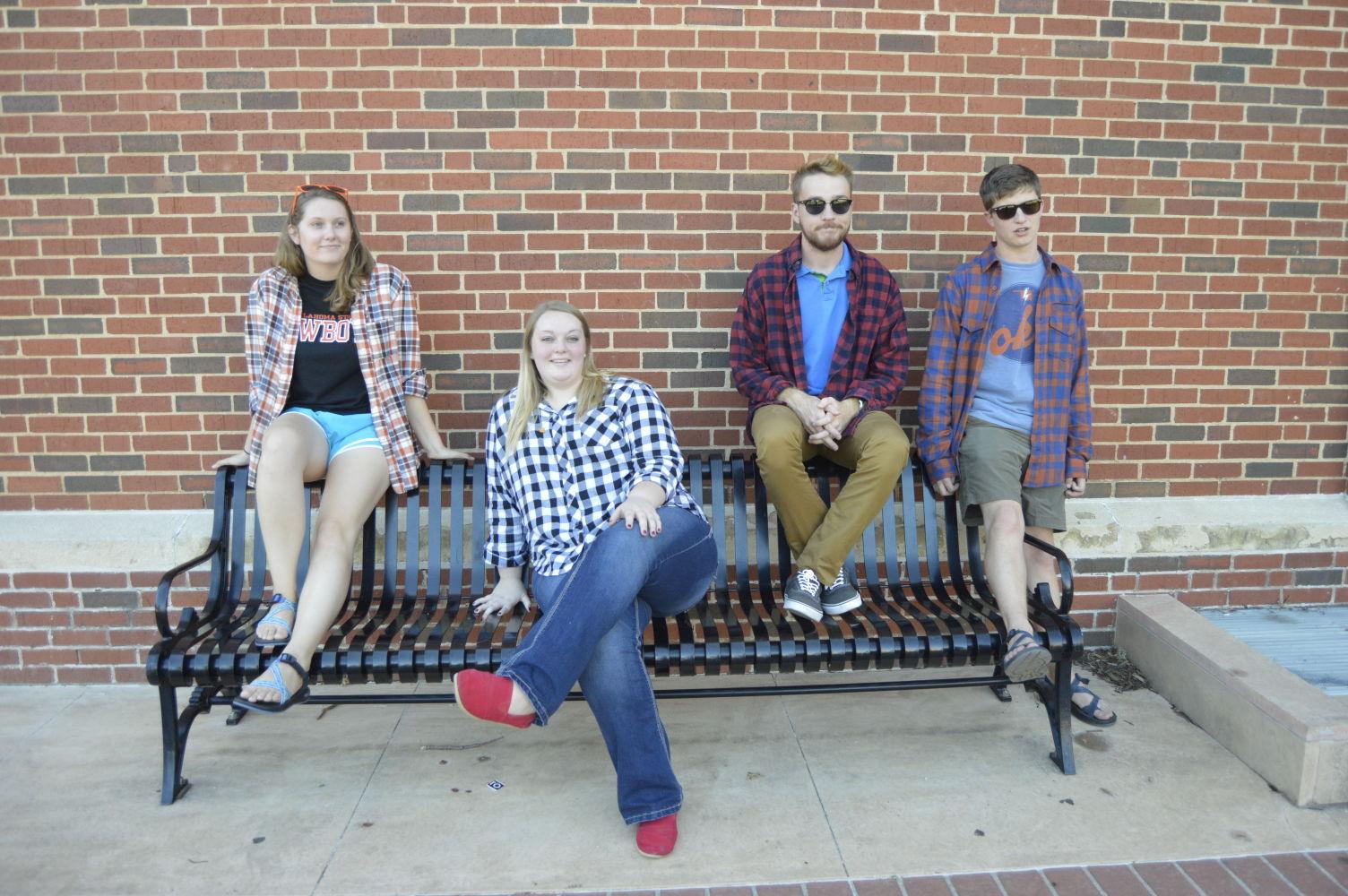 Flannel: OSU style
