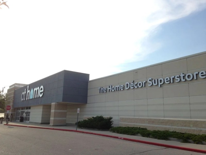 New name for Garden Ridge signals what s inside   Money Talks Blog     At Home