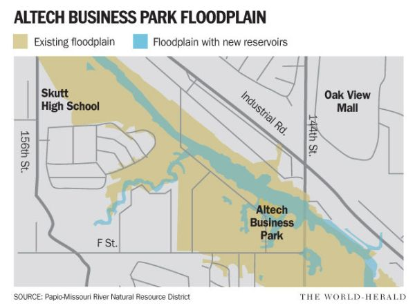 Is Papio-Missouri River NRD spending money like water ...